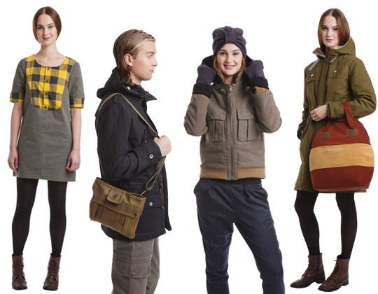 Globe Hope: Innovative Eco-Fashion aus Finnland