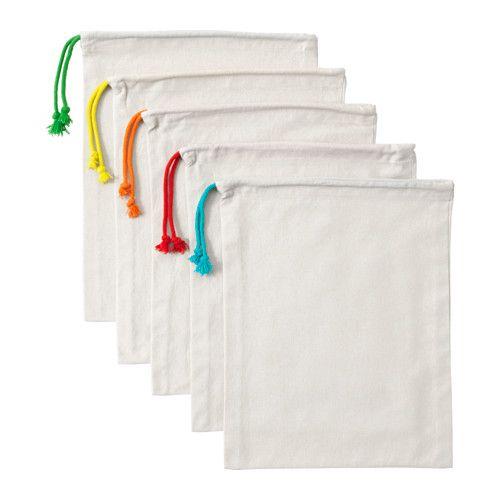 ANVÄNDBAR Poche IKEA Faites un geste pour l'environnement en remplaçant vos sacs jetables par ces poches.