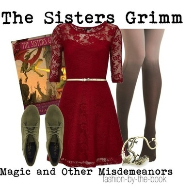 the sisters grimm book 1 pdf