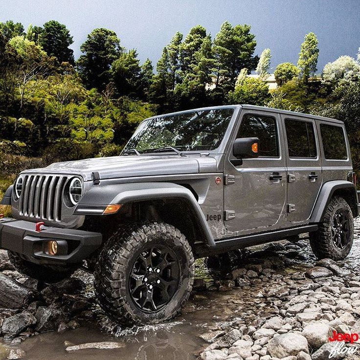 Some leaked photos. Rumors has it that we might be looking at the 2018 JL Jeep Wrangler. If this is the new design share your thoughts? #JL #jeep #jeeps #wrangler #rubicon #jeeplife #4x4 #rumorhasit #yayornay #JEEPFLOW