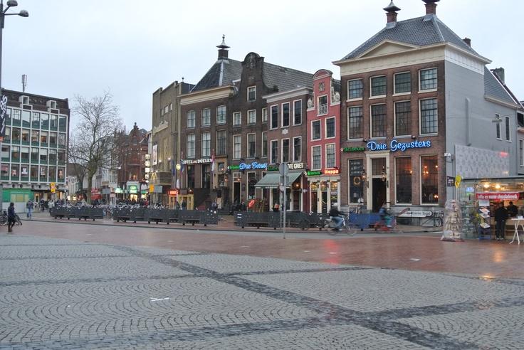 Grote markt Zuidzijde Groningen