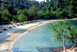 Emerald Bay at Pangkor Laut Resort in Lumut, Malaysia #travel