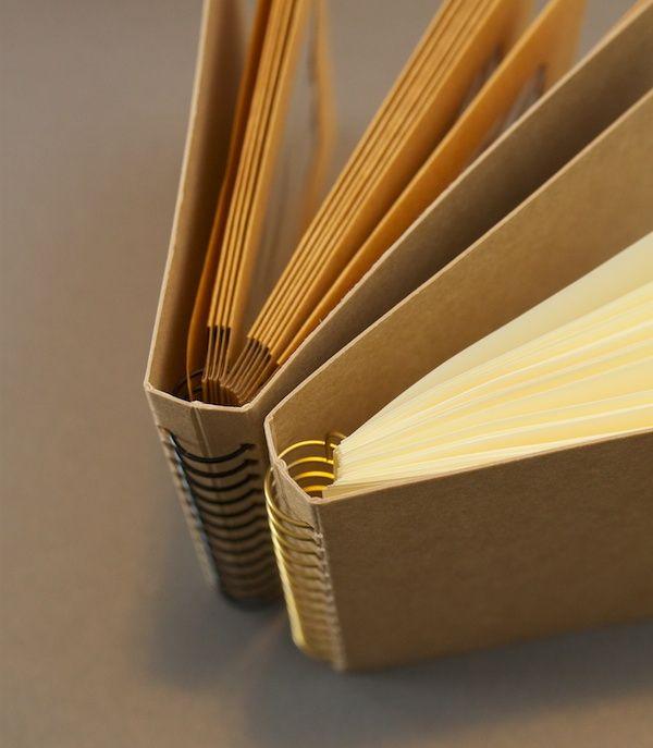 Midori Pocket And Envelope Spriral Notebooks.