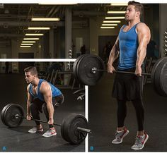Bodybuilding.com - Learn The Olympic Lifts: Snatch And Clean And Jerk Progression Lifts