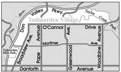 Toronto Neighbourhood Guide - Todmorden Village - Neighbourhoods