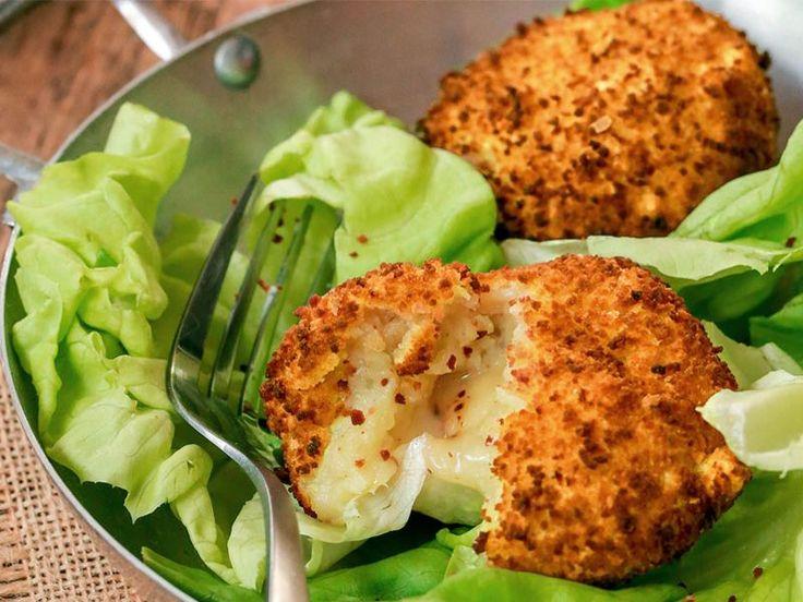 Croquettes de pommes de terre à la mozzarella au Thermomix