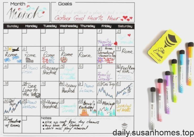 New Free Monthly Calendar Whiteboard Tips Whiteboard Calendar
