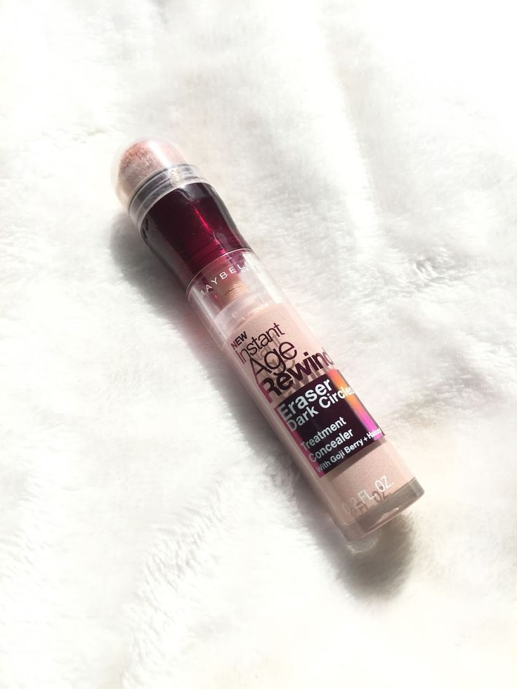 A Little Dose of Makeup: Review | Maybelline Instant Age Rewind Concealer