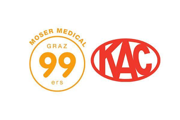 KAC stürmt im ersten Drittel zum Sieg in Graz