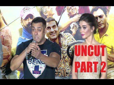 FREAKY ALI trailer launch   Salman Khan, Sohail Khan, Amy Jackson, Nawazuddin   PART 2