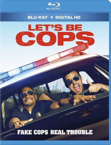 Let's Be Cops [Includes Digital Copy] [Ultraviolet] [Blu-ray] [2014]