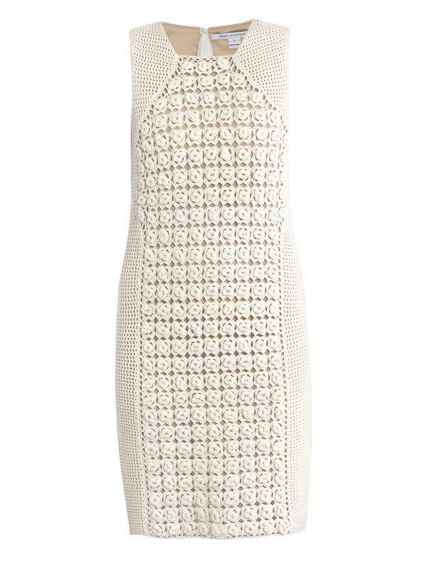 $34000 Diane Von Furstenburg #Crochet Dress #fashion #aff