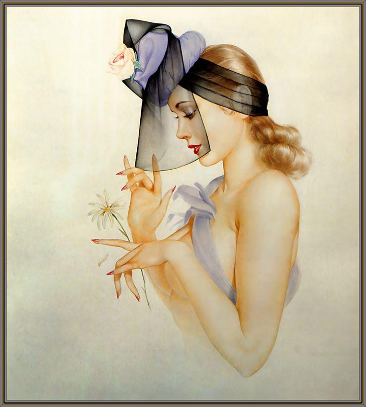 Перуанский художник Альберто Варгас (1896-1982). Обсуждение на LiveInternet - Российский Сервис Онлайн-Дневников