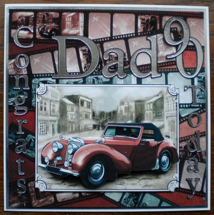 Made using Debbi Moore's Cards For Men