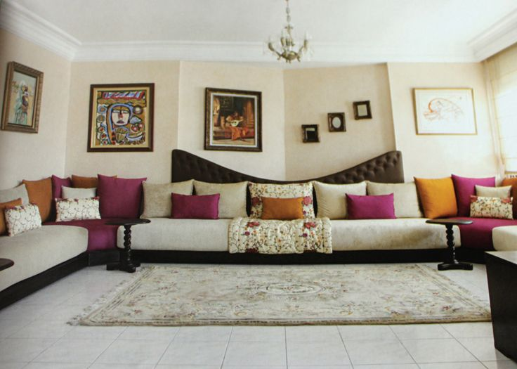 87 best Salon marocain images on Pinterest | Moroccan style ...