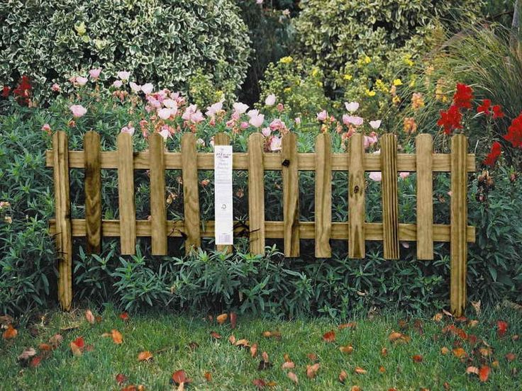 Small Garden Fence Ideas find this pin and more on gardening small garden fence ideas Small Garden Fence Ideas