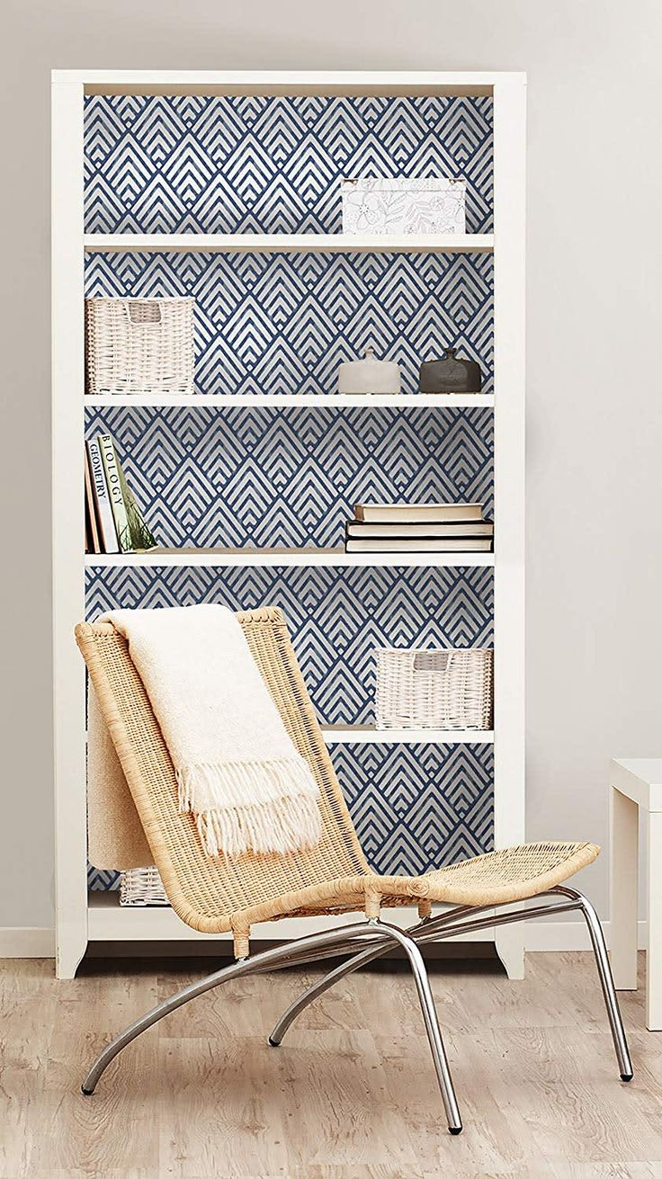 8 Patterned Wallpapers That Are Totally Removable Amazon