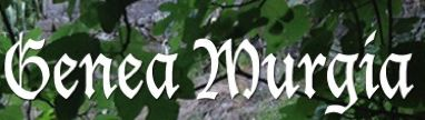 Genea Murgia - handmålade släktträd