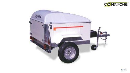 Remolque de carga Spit 150 - Venta de remolques tienda,instalacion ...
