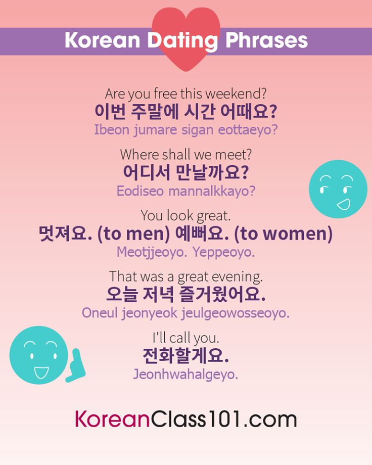 Dating in Korea 11 Things You Should Expect
