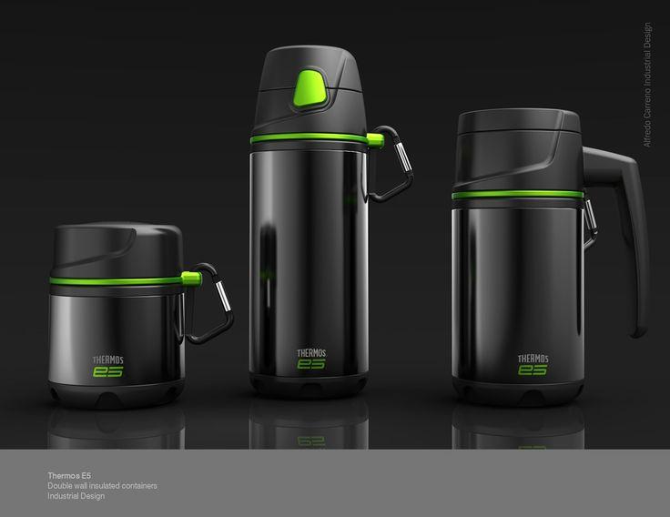 Beverageware - Alfredo Carreno Industrial Design Works