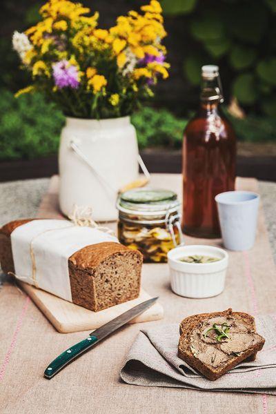 Pečivo - chléb