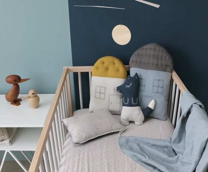 Camomile London Brings the Coolest Spring Novelties http://petitandsmall.com/camomile-london-new-bedding-collection/