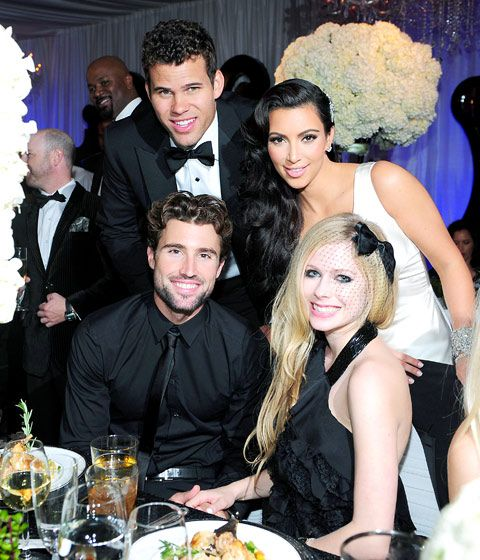 cory dating kardashian Kris jenner refused to answer if she's  the duo began dating in 2014,  especially given the fact that corey is younger than both kourtney kardashian and kim .