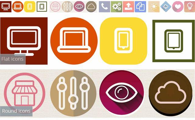 Una recopilación con algunos de los mejores sitios web para buscar y descargar iconos gratis.