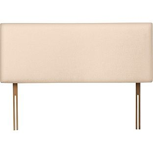 Buy Silentnight Milan Kingsize Headboard - Natural at Argos.co.uk - Your Online Shop for Headboards.