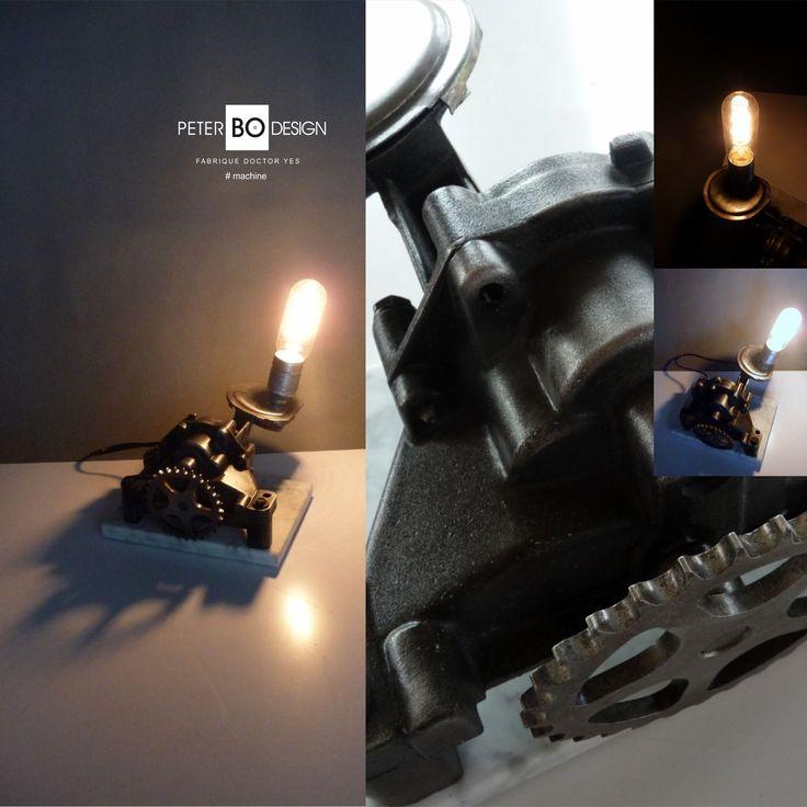 lampa machina