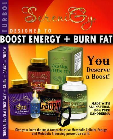 Boost Energy while burning fat