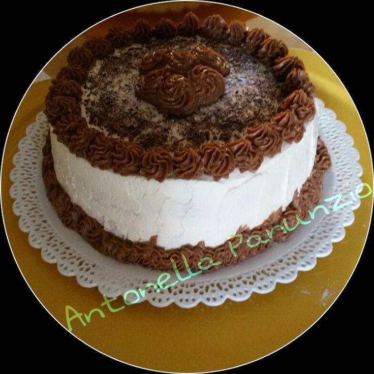 Cake dolce caffè