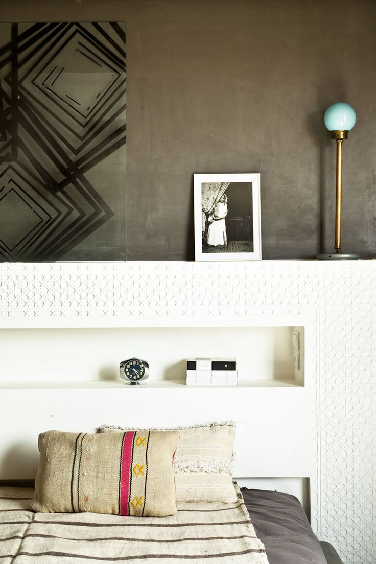 Project all white studio apartment perianth interior design new - Art Meets Boutique At Inspiring Marrakech Getaway Find This Pin And More On Interior Design Bedroom
