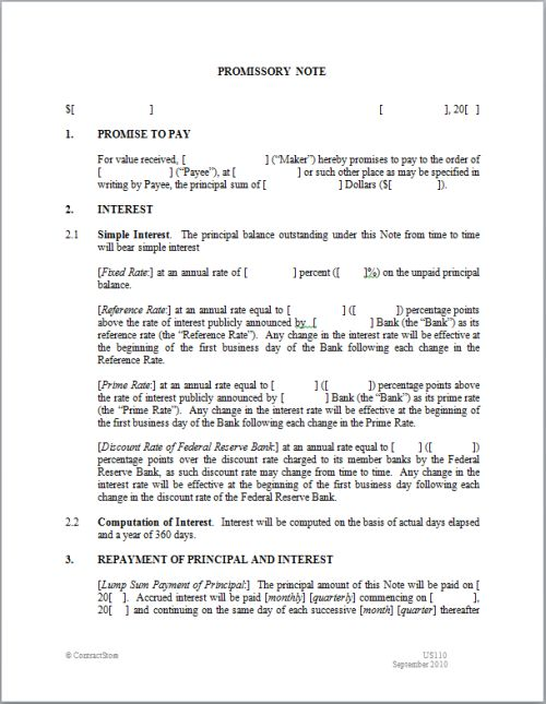 898 best Real Estate Forms Word images on Pinterest Free - promissory agreement template