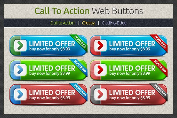 Check out Call To Action Web Buttons by ultimatebundles on Creative Market