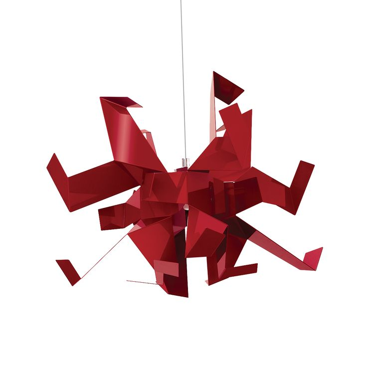 Articolo: GLO 015-017693Lo spunto progettuale della famiglia di lampade Glow, creata da Enrico Franzolini e Vicente Garcia Jimenez, e' espressione estetica della luce che si rinfrange sulle pareti in titanio. L'ispirazione nasce dal museo Guggenheim di Bilbao. La Lampada Glow Square di Pallucco è dotata di una barra in acciaio cromato lucido e può essere dotata da 1 a 4 corpi illuminanti. La forma eclettica ed originale rende unica questa lampada di design. La versione a sospensione e'…