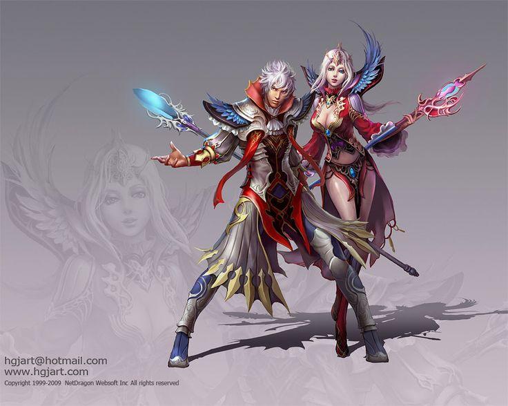 Fantasy by hgjart.deviantart.com on @deviantART