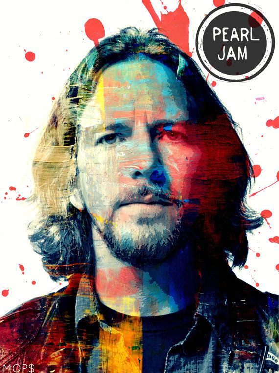 Hey, I found this really awesome Etsy listing at https://www.etsy.com/listing/116480672/nothingman-eddie-vedder-of-pearl-jam