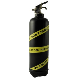 cool extinguishers. check with fire dept.  Fire Design