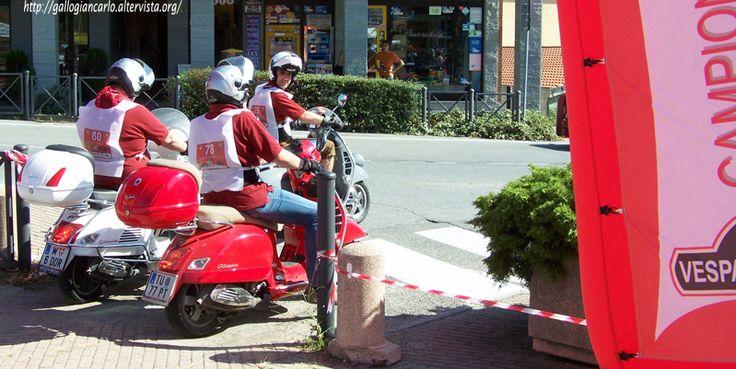 Vespa - Rievocazione Storica - Gran Circuito del Sestriere 2010 -fotografie - Ecco alcune fotografie scattatein occasione del Gran Circuito del Sestriere ...