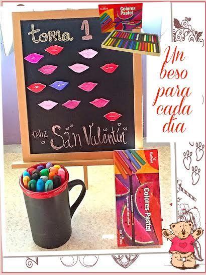 Para esas lindas notitas de amor, ¡los Colores Pastel de #STAFFORD son lo mejor!