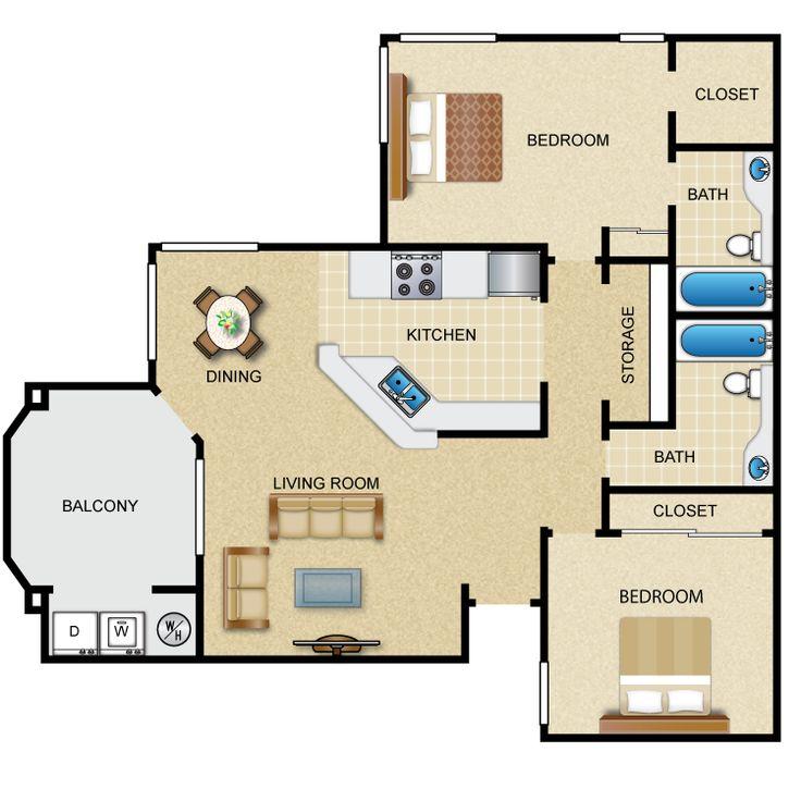 Availability, Floor Plans