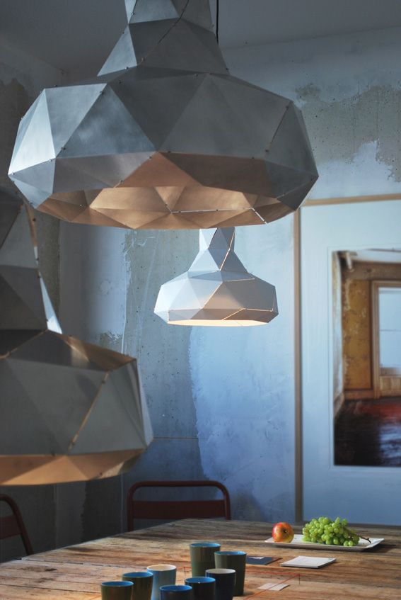 Helix interior pendant light by marc de groot design