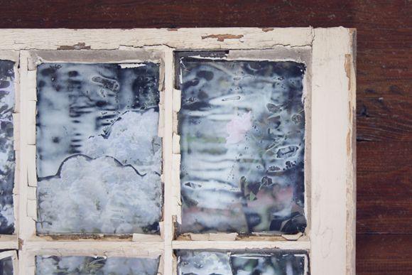 3 Ways To Use Antique Window Panes
