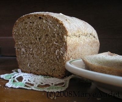 This old fashioned whole wheat and oatmeal bread is a wholesome, healthy loaf that's easy to make.