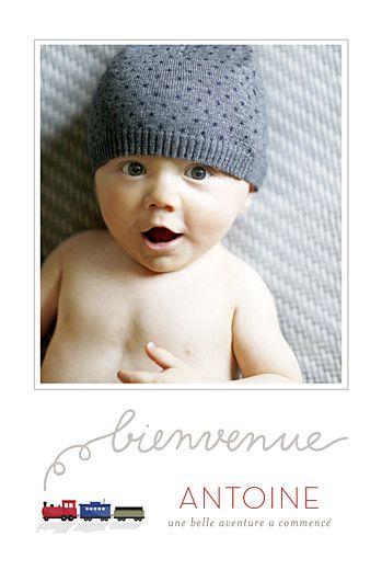 Faire-part de naissance Jouets d'antan portrait by Petite Alma pour FairepartNaissance.fr #rosemood #atelierrosemood #birth #announcement #card #toys