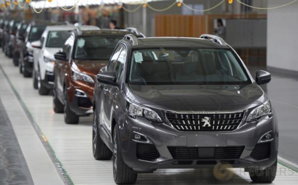 Le groupe français PSA Peugeot-Citroën produira des voitures en Algérie dès 2018