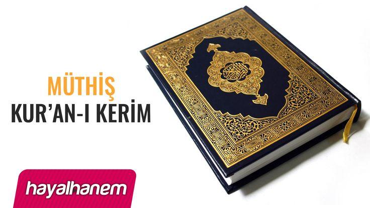Hayalhanem'de Müthiş Kuran-ı Kerim Tilaveti Mutlaka İzle !