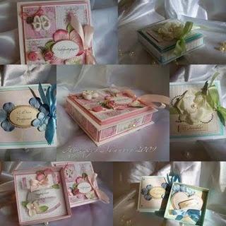 Открытка-коробочка для денюжки.  МК Надежды  Мишиной